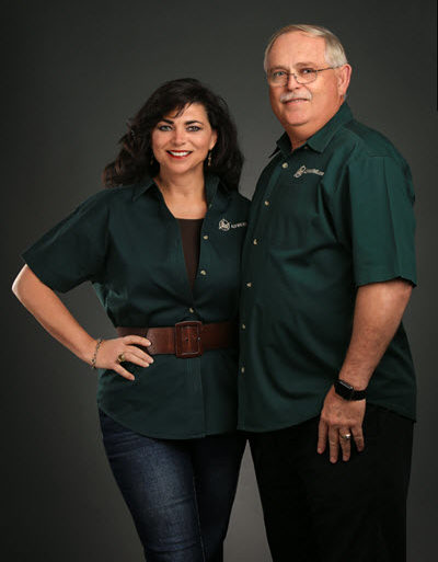 Dan & Cheryl Todd Owners of AZFirearms.com